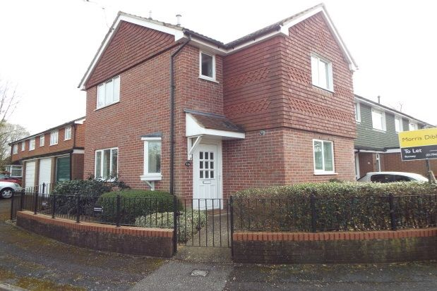 Thumbnail Property to rent in Linden Road, Romsey