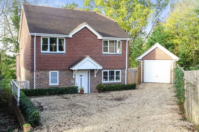 Thumbnail Detached house for sale in Keymer Road, Burgess Hill