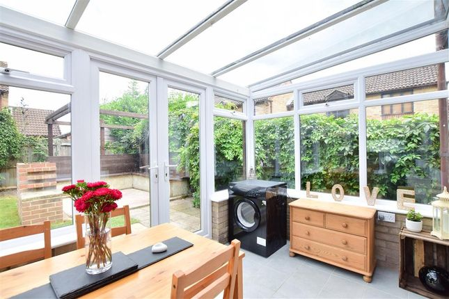 Conservatory of Oakwood Drive, Uckfield, East Sussex TN22