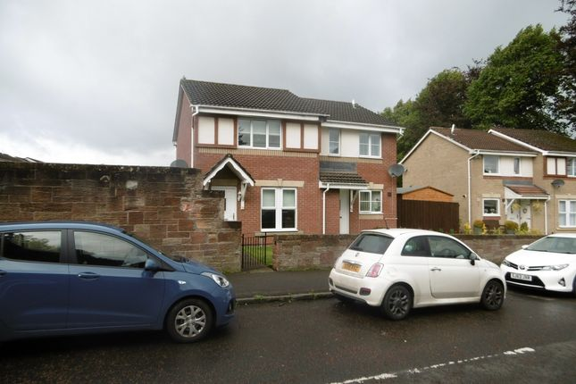 Thumbnail Town house to rent in Fullarton Avenue, Tollcross, Glasgow