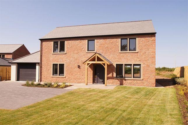 Thumbnail Detached house for sale in Grange Park Road, Orton Grange, Carlisle, Cumbria
