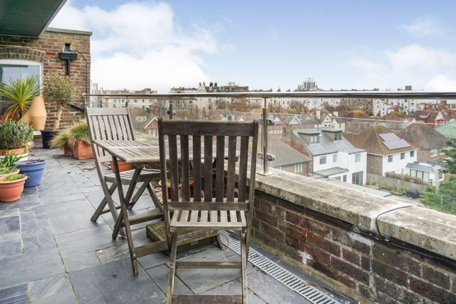 Roof Terrace of Hove Street, Hove BN3