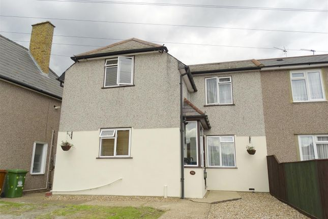 Thumbnail Semi-detached house to rent in Burnell Avenue, Welling