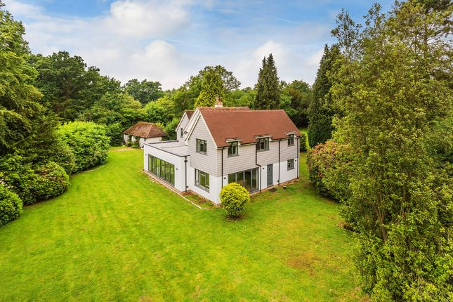 Thumbnail Detached house for sale in Domewood, Snow Hill, East Grinstead