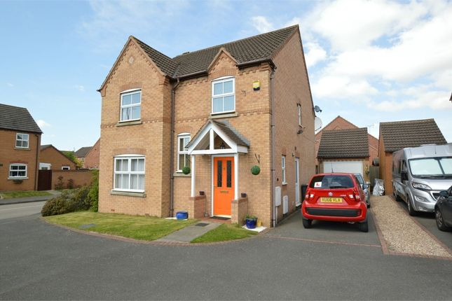 Thumbnail Detached house to rent in Stonehall Road, Cawston, Rugby
