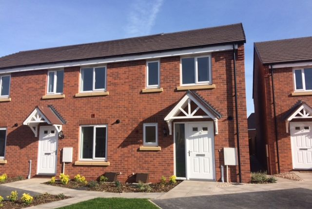 Thumbnail End terrace house for sale in Tansey Green Road, Pensnet, Dudley