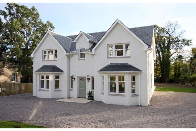 Thumbnail Detached house for sale in Methlan Park Gardens, Dumbarton
