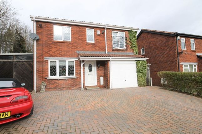 Thumbnail Detached house for sale in Lapwing Close, Washington