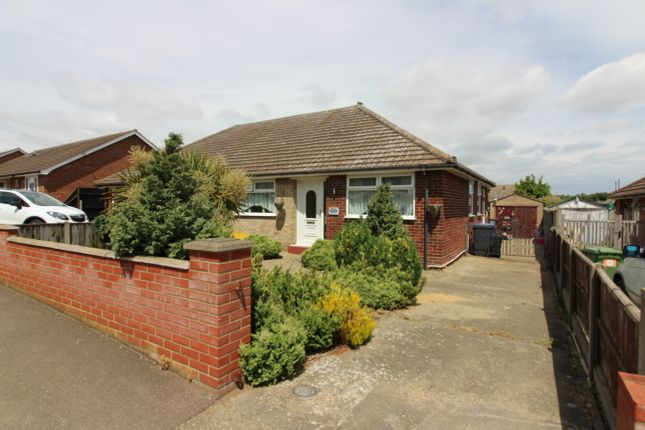 Thumbnail Detached bungalow to rent in Ship Road, Pakefield, Lowestoft