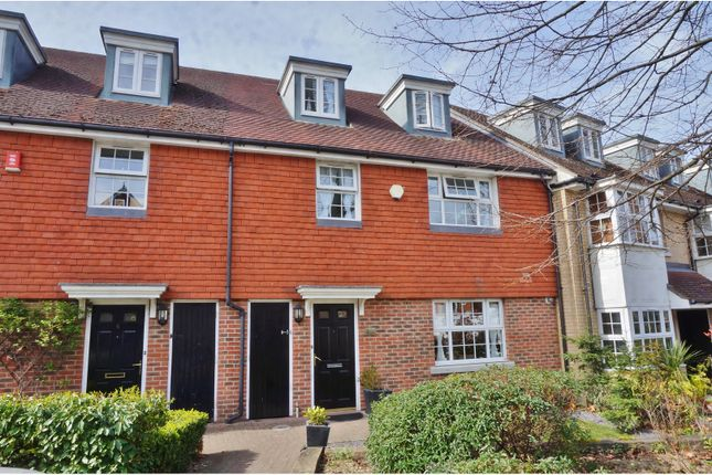 Thumbnail Terraced house for sale in Abbey Drive, Dartford