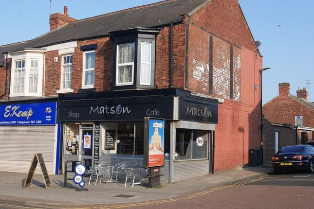 Photo 1 of Matson Cafe & Convenience Store, 205-207 Chester Road, Sunderland SR4