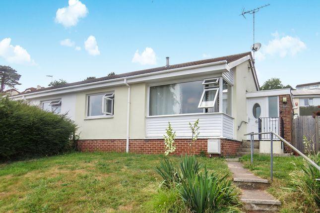 Thumbnail Semi-detached house for sale in Golden Park Avenue, Torquay