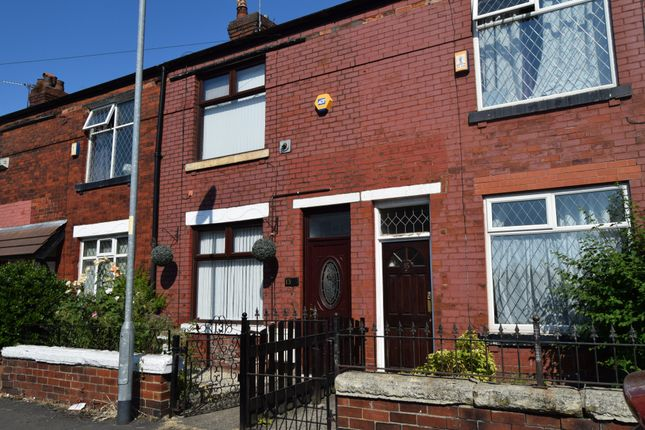 Thumbnail Terraced house to rent in Elsa Road, Manchester