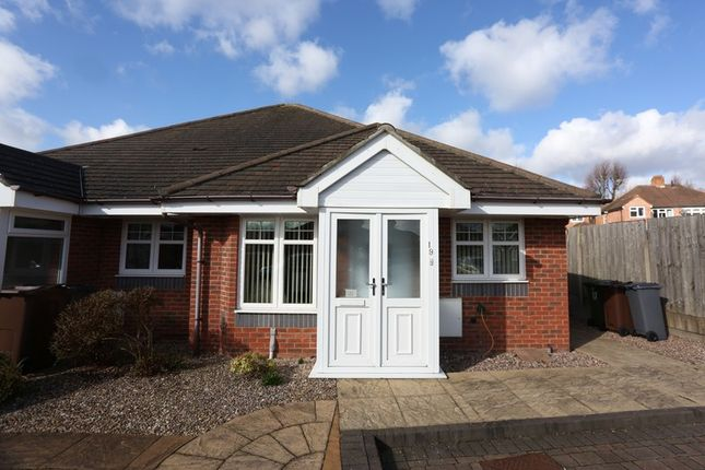 Thumbnail Bungalow for sale in Charlotte Gardens, Solihull, West Midlands
