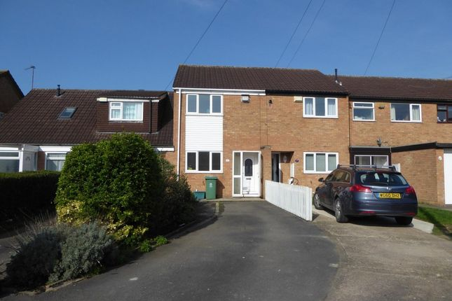 Thumbnail Terraced house to rent in Harvest Way, Quedgeley, Gloucester