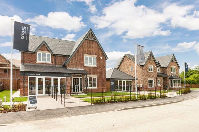 Detached house for sale in Medburn Park, Medburn Village, Newcastle Upon Tyne