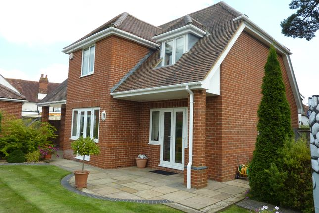 Thumbnail Detached house to rent in Swaythling Road, West End, Southampton, Hampshire