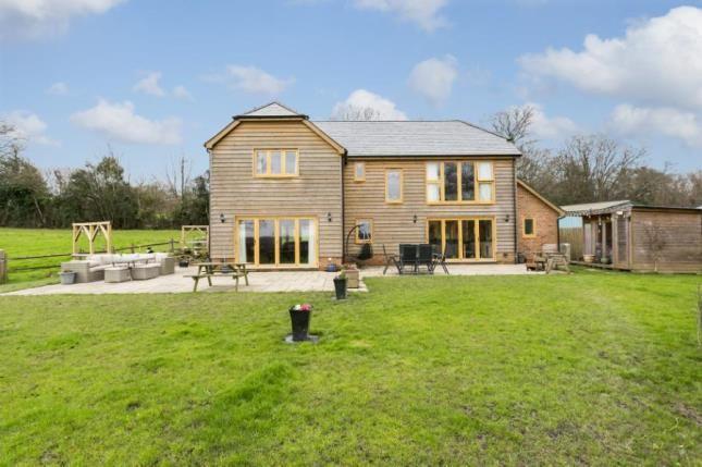 Thumbnail Detached house for sale in Sandy Cross Lane, Sandy Cross, Heathfield, East Sussex