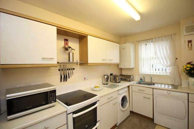 Kitchen of Church Court, Kirkcaldy KY1