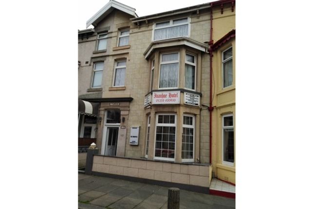 Thumbnail Hotel/guest house for sale in Vance Road, Blackpool