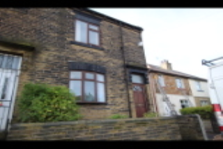 Thumbnail End terrace house to rent in Broad Lane, Bradford