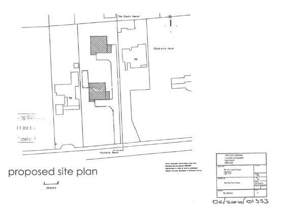 Thumbnail Land for sale in Victoria Road, Freshfield, Liverpool