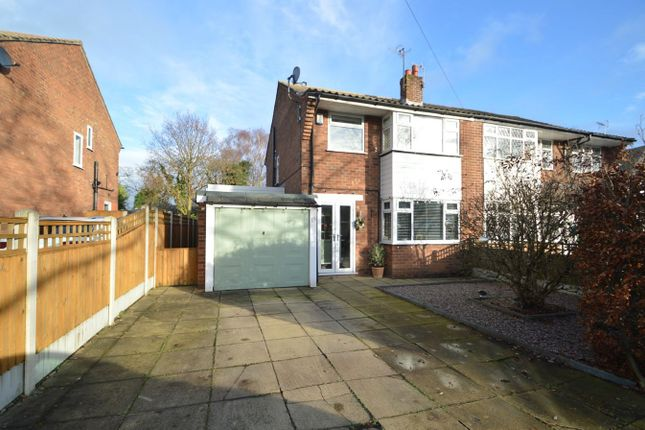 3 bed semi-detached house for sale in Wallingford Road, Handforth SK9