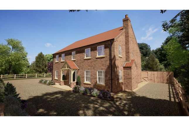 Thumbnail Detached house for sale in North End Lane, South Kelsey