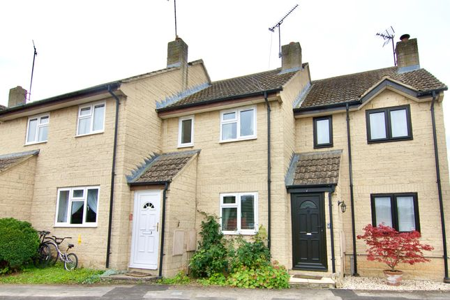 2 bed terraced house to rent in Ansell Way, Milton-Under-Wychwood, Chipping Norton OX7