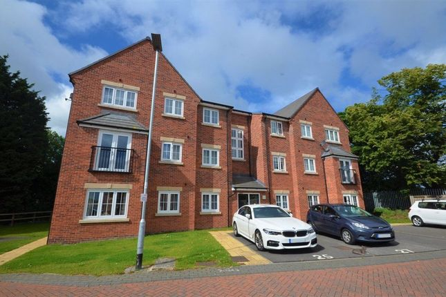 2 bed flat to rent in Malthouse Mews, Pontefract WF8