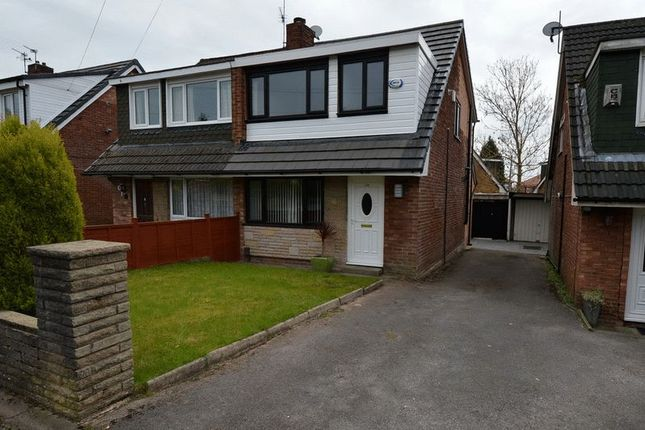 Thumbnail Semi-detached house for sale in Lily Hill Street, Whitefield, Manchester