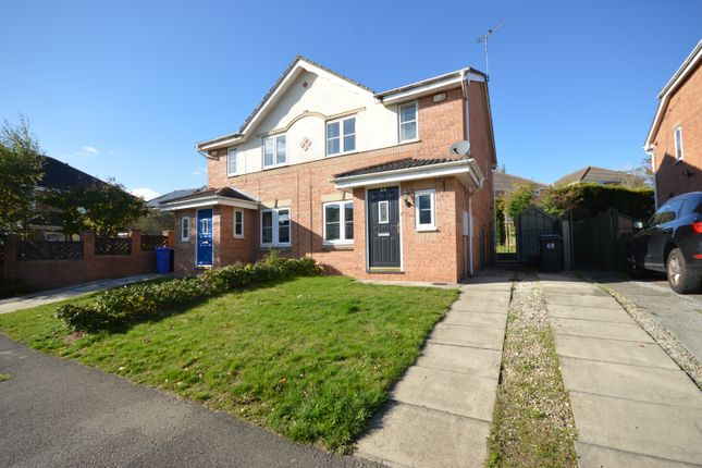 Thumbnail Semi-detached house to rent in Plumbley Hall Road, Mosborough, Sheffield