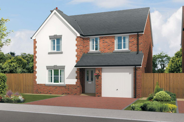 Thumbnail Detached house for sale in The Ashperton, Whitehouse Meadow, Kingstone, Herefordshire