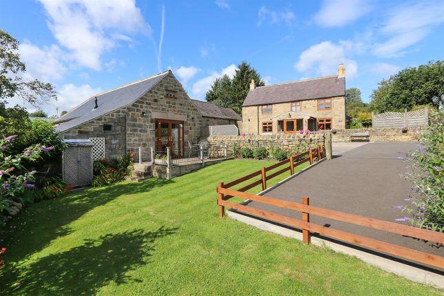 Thumbnail Detached house for sale in Cotton House Farm, Amber Lane, Ashover, Derbyshire