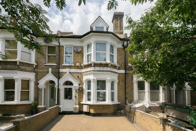 Thumbnail Terraced house for sale in Hainault Road, Upper Leytonstone, London
