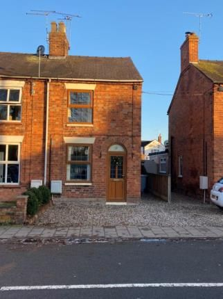 Thumbnail End terrace house for sale in Wybunbury Road, Willaston, Nantwich, Cheshire