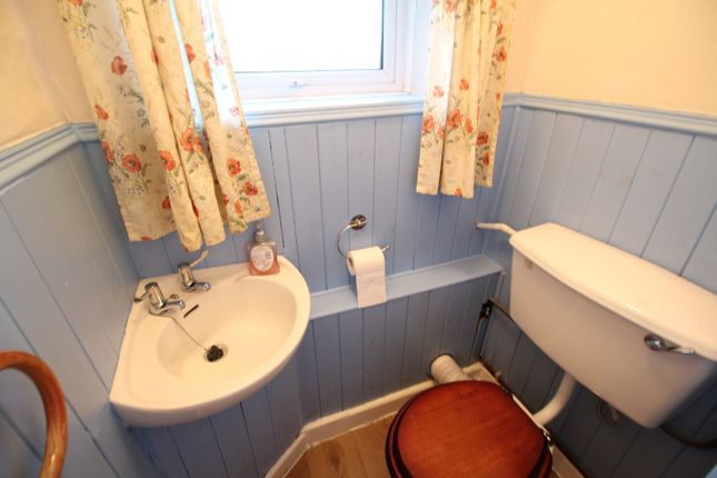 Downstairs WC of Whitechapel Road, Cleckheaton, West Yorkshire BD19