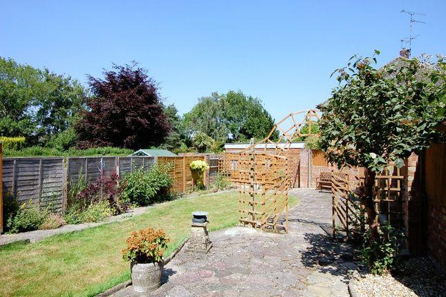 Rear Garden of Cedar Close, Bagshot GU19