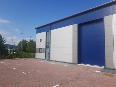 Thumbnail Light industrial to let in Precision 2 Business Park, Eurolink 4, Sittingbourne, Kent