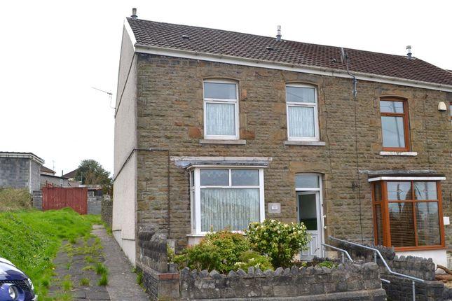 Thumbnail End terrace house for sale in Maesteg Street, St. Thomas, Swansea