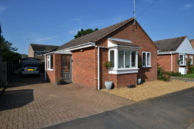 2 bed detached bungalow for sale in Johnson Crescent, Heacham, King's Lynn PE31
