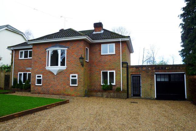 Thumbnail Detached house to rent in Kippington Road, Sevenoaks