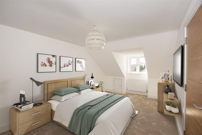 Thumbnail Detached bungalow for sale in Court Farm Close, Longwell Green, Bristol