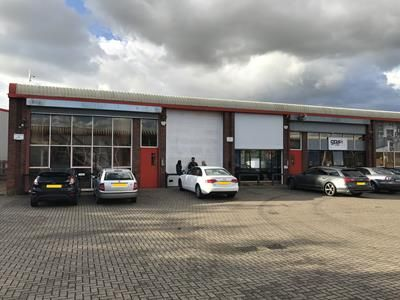 Thumbnail Light industrial for sale in 64 & 66 Werrington Business Centre, Papyrus Road, Werrington, Peterborough