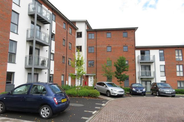 Thumbnail Flat for sale in Donington Grove, Oxley, Wolverhampton