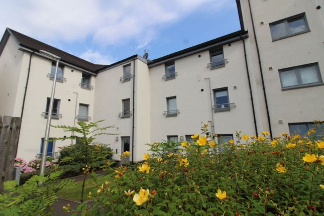 Thumbnail Flat for sale in 5 Crookston Court, Larbert