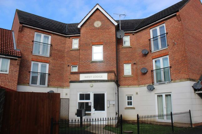 2 bed flat for sale in West Lodge, Thamesmead West