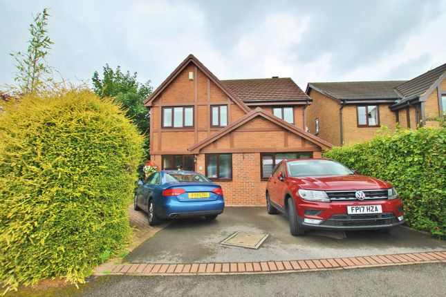 Thumbnail Detached house for sale in Martindale Close, Gamston