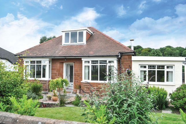 Thumbnail Detached bungalow for sale in Kessington Road, Bearsden, East Dunbartonshire