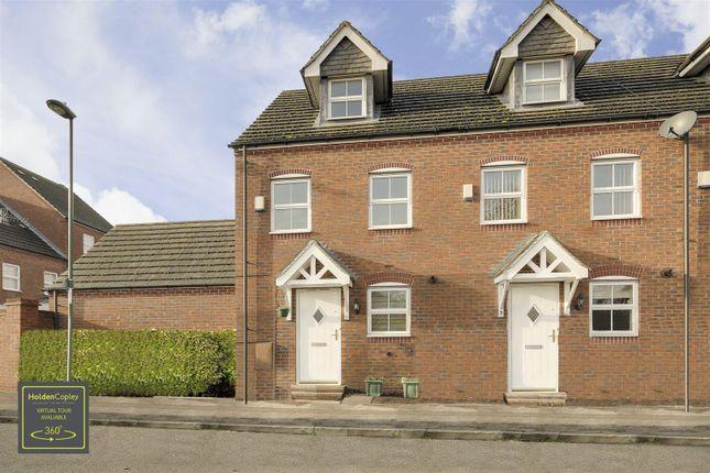 Babbington Drive of Babbington Drive, Cinderhill, Nottinghamshire NG6